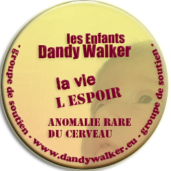 Les Enfants Dandy Walker : le Badge