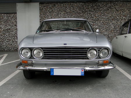 OSI Ford 20M TS 2,3 Coupe 1966 1968 Salon Champenois du Vehicule de Collection de Reims 2010 1