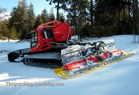 Pistenbully 600 dameuse (Station lac blanc) 02
