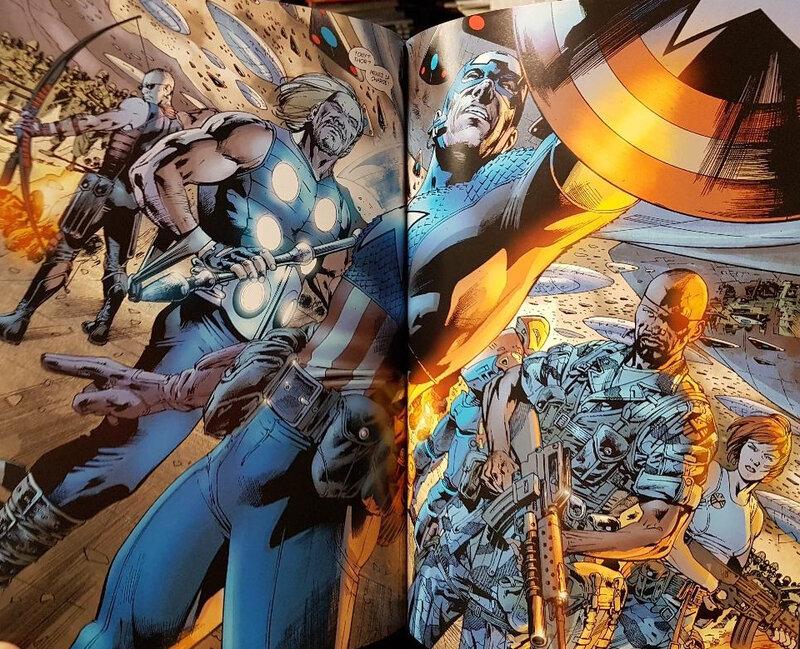 marvel deluxe ultimates 01 super-soldat c