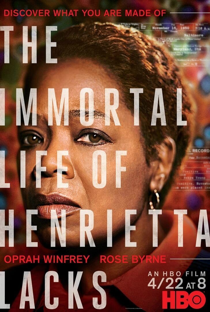 THE IMMORTAL LIFE OF HENRIETTA LACKS - de George C. Wolfe