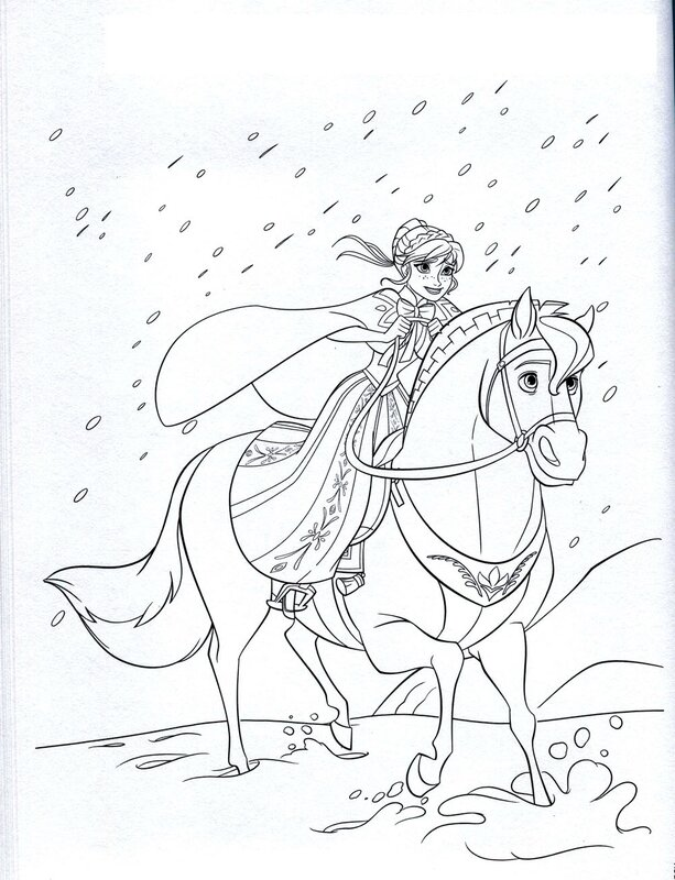 coloriage-la-reine-des-neiges-disney-8