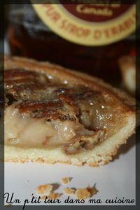 Tartelettes sirop érable pécan3