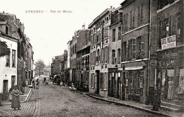 AVESNES-La Rue de Mons