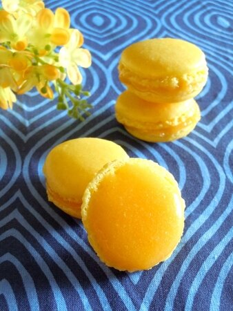 macarons calissons