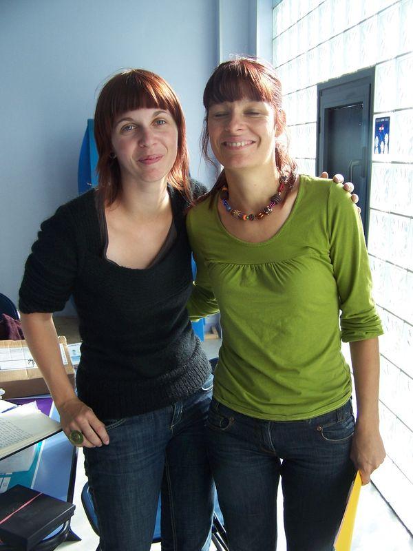 12_Pauline et Agnes
