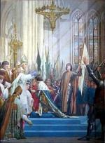 couronnement Charles VII
