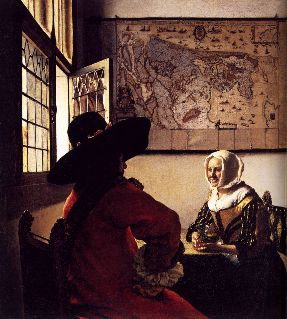 vermeer-officer