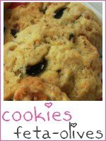 cookies feta - olives noires - index