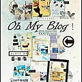 Oh my blog