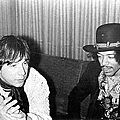 1967 Eric BURDON et Jimmy HENDRIX