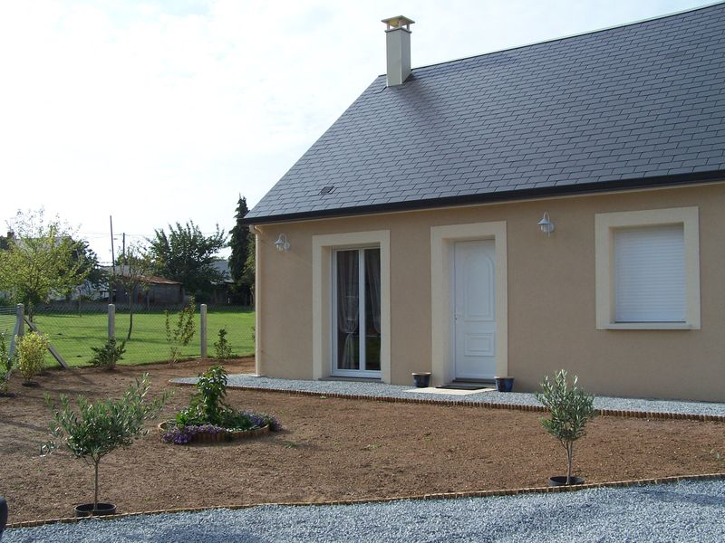 Septembre 2010 am nagement ext rieur construction de for Exemple amenagement maison