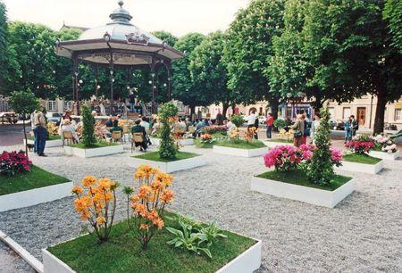 Marché aux fleurs 1993