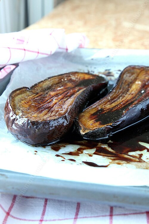 aubergine chicoree 00001 LE MIAM MIAM BLOG