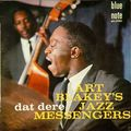 Art Blakey And The Jazz Messengers - 1960 - Dat Dere (Blue Note) 45