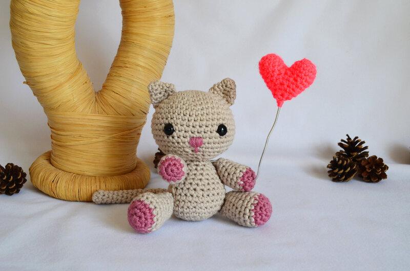 Amigurumi-chat-crochet-laine-animaux-la chouette bricole (2)
