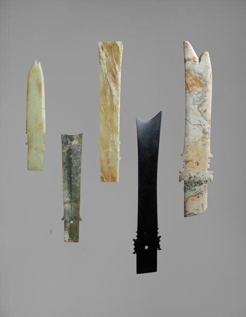 Collection of zhang, China, Bronze Age, 2000-1700 B