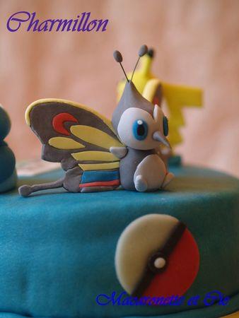 Decorer Gateau Pokemon