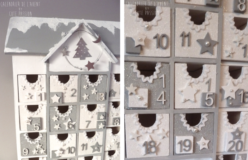Advent Calendar Côté Passion