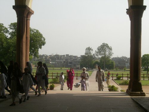 Lahore, fort