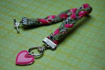 Bracelet Trinity - Rose 2