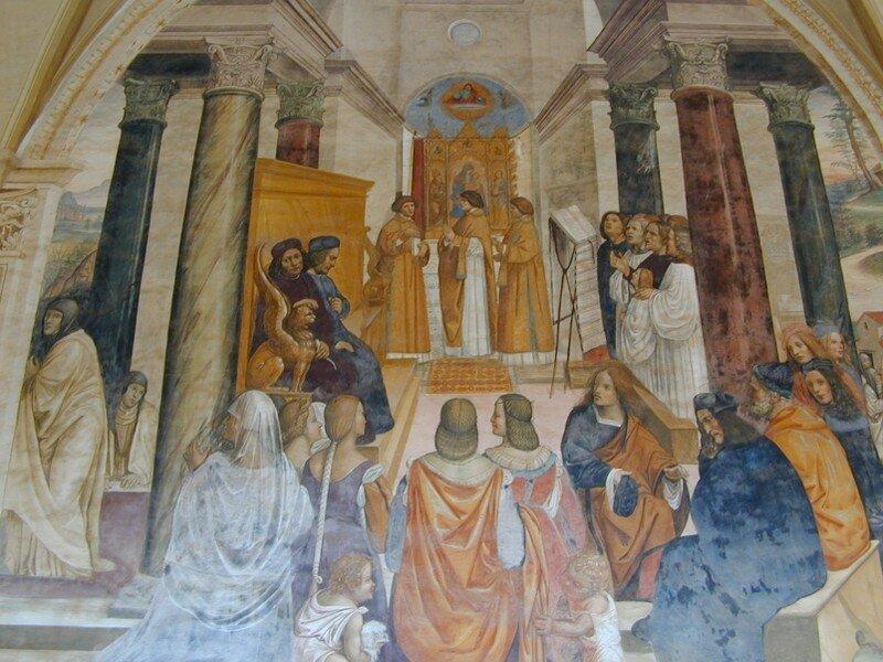Comment Benoît excommunie deux religieuses