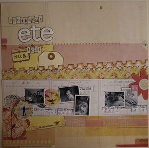 programme ete 2011