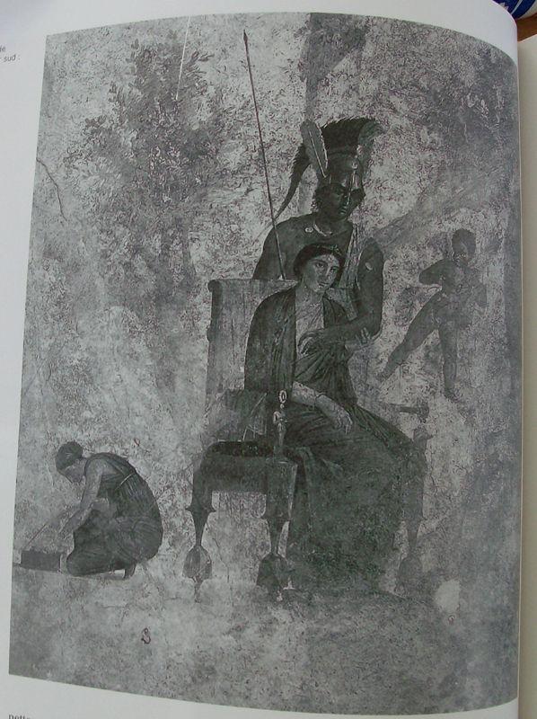 16 maison de l 39 amour puni mars et v nus photo de art romain histoire des arts. Black Bedroom Furniture Sets. Home Design Ideas