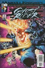 marvel knights ghost rider 5