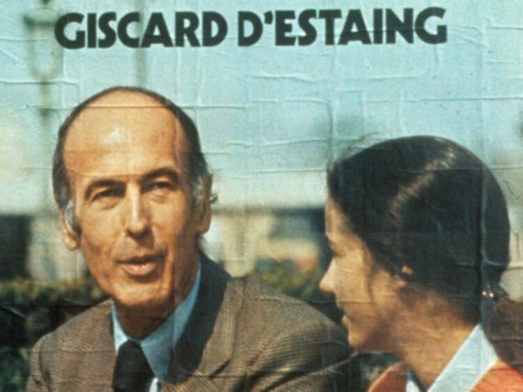 Giscard d'Estaing 1974