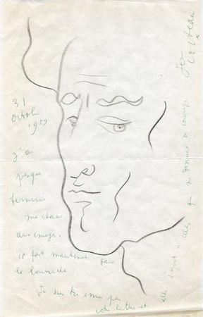 Autoportrait_J_Cocteau