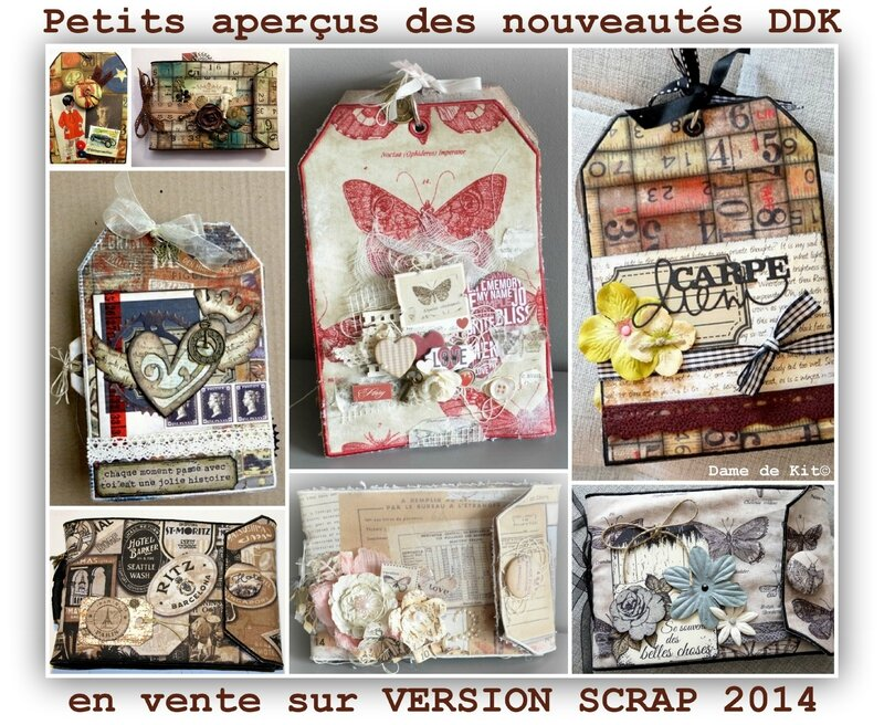 Visuel ALBUMS TIM HOLTZ VS 2014