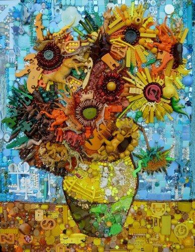 Dessin Sunflowers - Jane Elizabeth Perkins