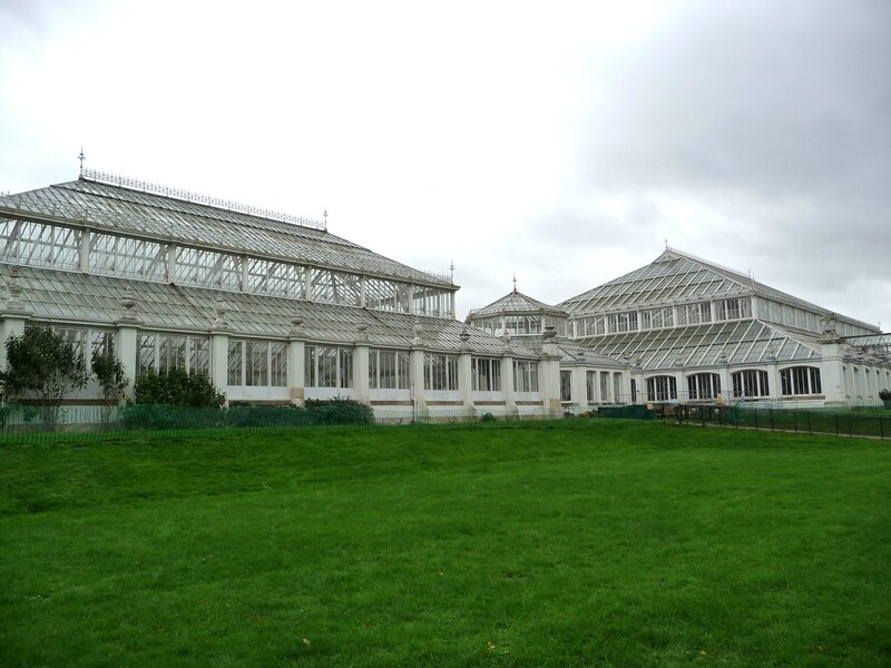 Temperate House à Kew