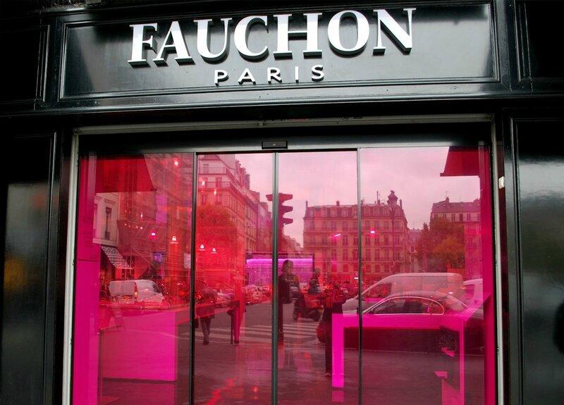 Vitrine Fauchon