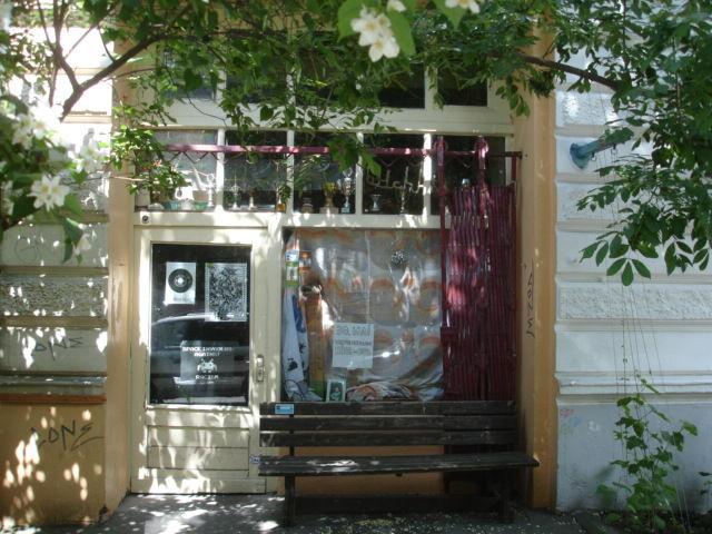 silkes arp - live house