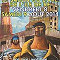 L'île aux livres 2014