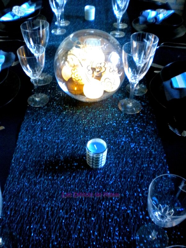 Ma table Blue night 5