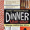 DinnerLoveStory by Jenny Rosenstrach