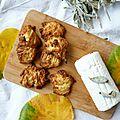 Casse-museaux de julie andrieux, pour la battle food #24, on en fait tout un fromage!