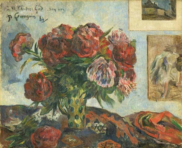 'In Bloom: Painting Flowers in the Age of Impressionism' opens at the Denver Art Museum
