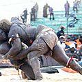 Le roi de la lutte sénégalaise yékini a été détrôné par balla gaye 2