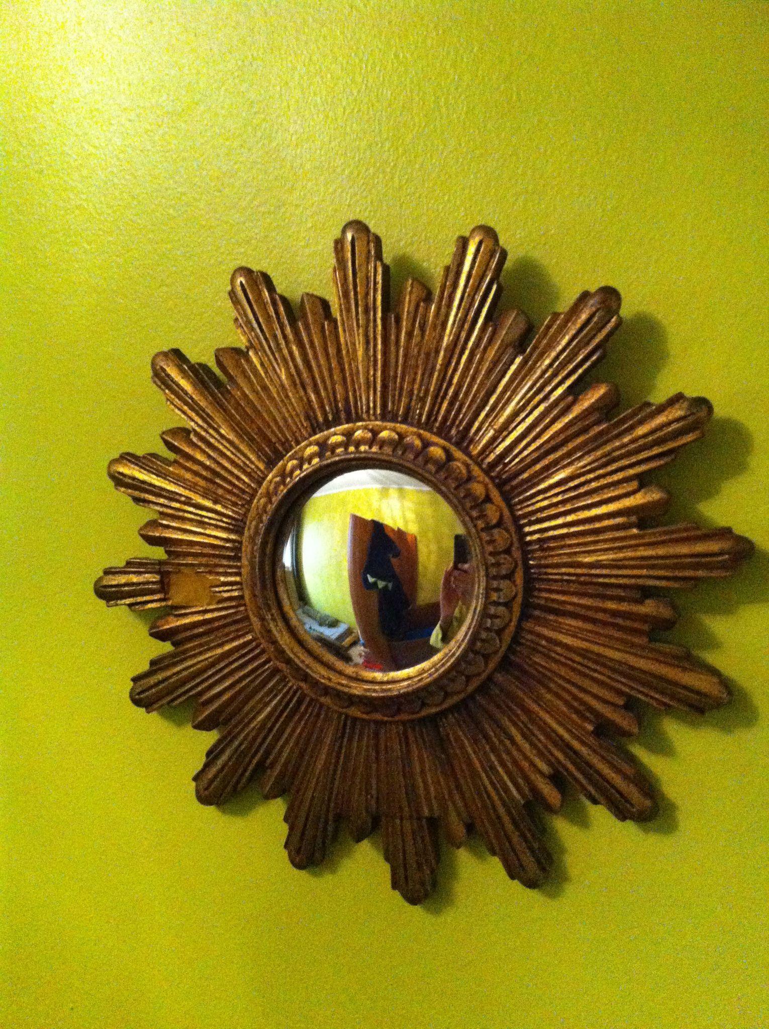 Oh mes beaux miroirs merveilles de chineuse for Miroir rotin oeil