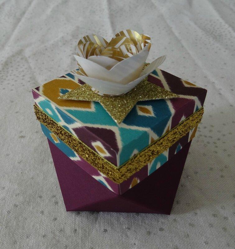 Boîte diamant
