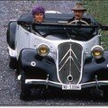 Citroën traction 11 cabriolet