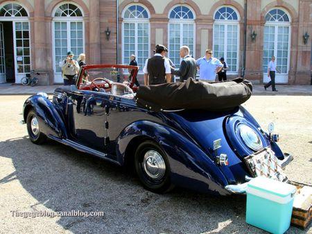 Fiat 6C 1500 Viotti cabriolet de 1939 (15 ex)(9ème Classic Gala de Schwetzingen 2011) 02