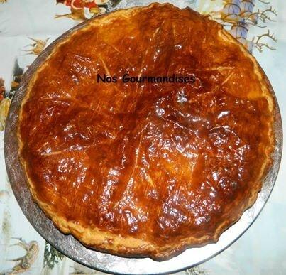 Galette des rois nos gourmandises - Tchoupi galette ...