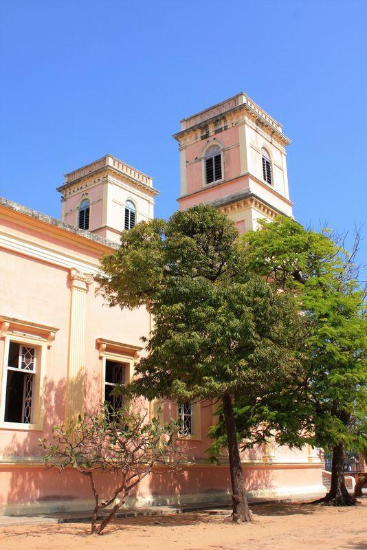 Héritage chrétien à Pondy