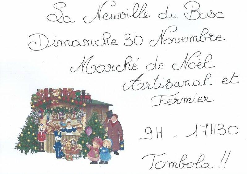 marché de Noël Catherine
