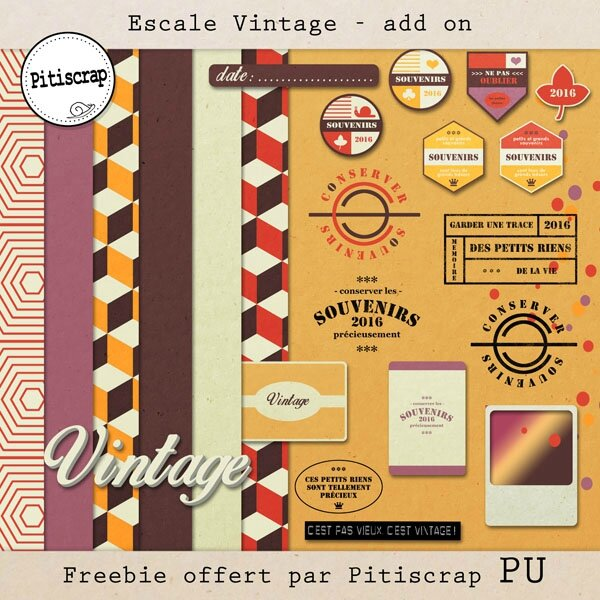 PBS-escale vintage-Pitiscrap-add on-0 preview